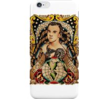 Old Timers - Bob Shaw iPhone Case/Skin