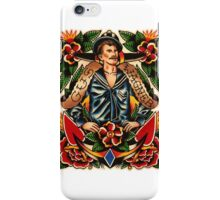 Old Timers - Gus Wagner iPhone Case/Skin