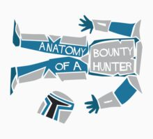 Anatomy Of A Bounty Hunter 1 Kids Clothes