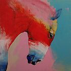 Horse by Michael Creese