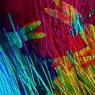 Dragonflies Neon by Vitta