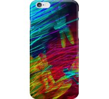 Dragonflies Neon iPhone Case/Skin