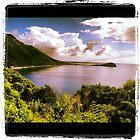 Bay in Dominica by JCMM