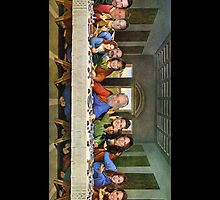 Musical Theatre Last Supper by onesirjoseph