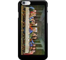 Musical Theatre Last Supper iPhone Case/Skin