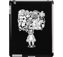 Oh show me the way to sandy shores! iPad Case/Skin