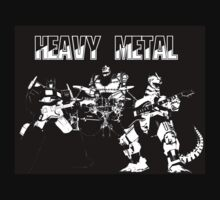 Heavy Metal! by luvthecubs