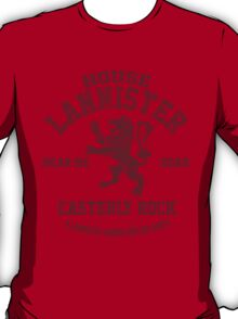 Team Lannister (Red) T-Shirt
