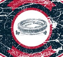 Fulton County Stadium Sticker