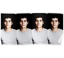 Seeing Double Dylan Poster