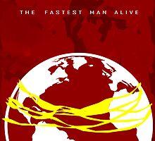 Fastest Man Alive by holymattman