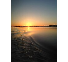 Ocean Morning  Photographic Print