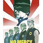 "Karate Kid - Cobra Kai ""NO MERCY"" by artbyabc"