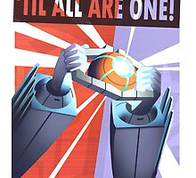 """Transformers - """"TIL ALL ARE ONE!"""" by artbyabc"""