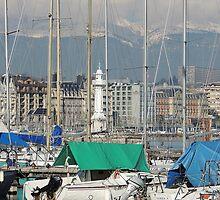 Sailing And Living by Alexandra Lavizzari