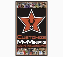 Customize My Minifig Official Poster by Chillee