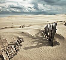 Silent Sands by leonkoenig