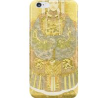 Chinese Empress on Her Throne iPhone Case/Skin