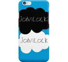 Johnlock? Johnlock iPhone Case/Skin