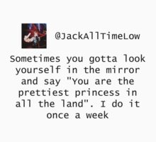 jack barakat tweet B) by girlpower