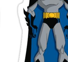How To Spot Batman Sticker