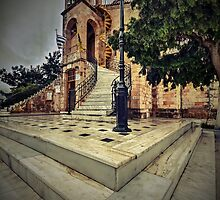 Just lik in gothic times... by Sotiris Papadimas