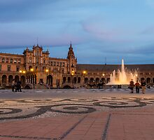 Plaza de España by MichaelJP