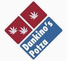 Dankino's Potza - Domino's Pizza Marijuana Parody by dune
