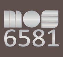 MOS 6581 - SID by Buleste