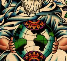 GOD II Sticker