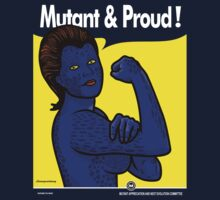 Mutant & Proud by LooneyCartoony