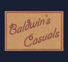 Baldwin's Casuals by LetThemEatArt