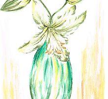 Lilies by Teresa White