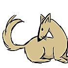 A Furry Friend by leucanthemum
