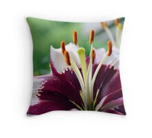 The beauty of the season Throw Pillow