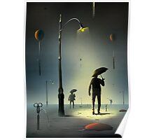 Tesouras. Poster