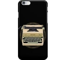 Alchemy of Writing iPhone Case/Skin