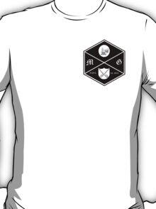 the modern gentleman tee white T-Shirt
