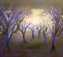Night Owl by Heidi-Clifton