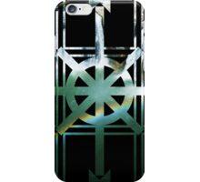 TIC TAC TOE ARROWS WATERFALL iPhone Case/Skin