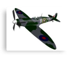 Spitfire Mk I Canvas Print