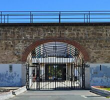 FREMANTLE PRISON 2 by Margaret Stevens