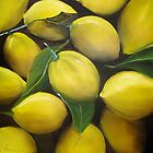 Lemons by Tracey-Anne Pryke