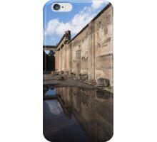 Reflecting on Pompeii iPhone Case/Skin