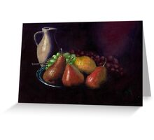 Still life - Centre Stage Greeting Card