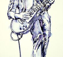 JIMMY PAGE by lautir