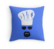 Heisenberg Cook Throw Pillow