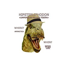 Hipsterliphodon! by JohnMulroy