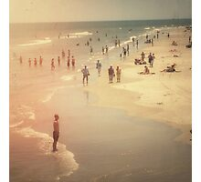Summer Beach Day Photographic Print