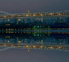 Manhattan Bridge New York Sticker